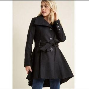 GRAY Steve Madden Coat